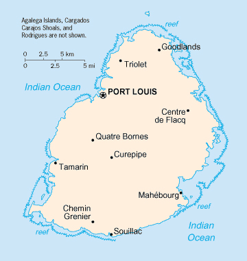 Map of mauritius mauritius map vidiani maps of all map of mauritius mauritius map gumiabroncs Images