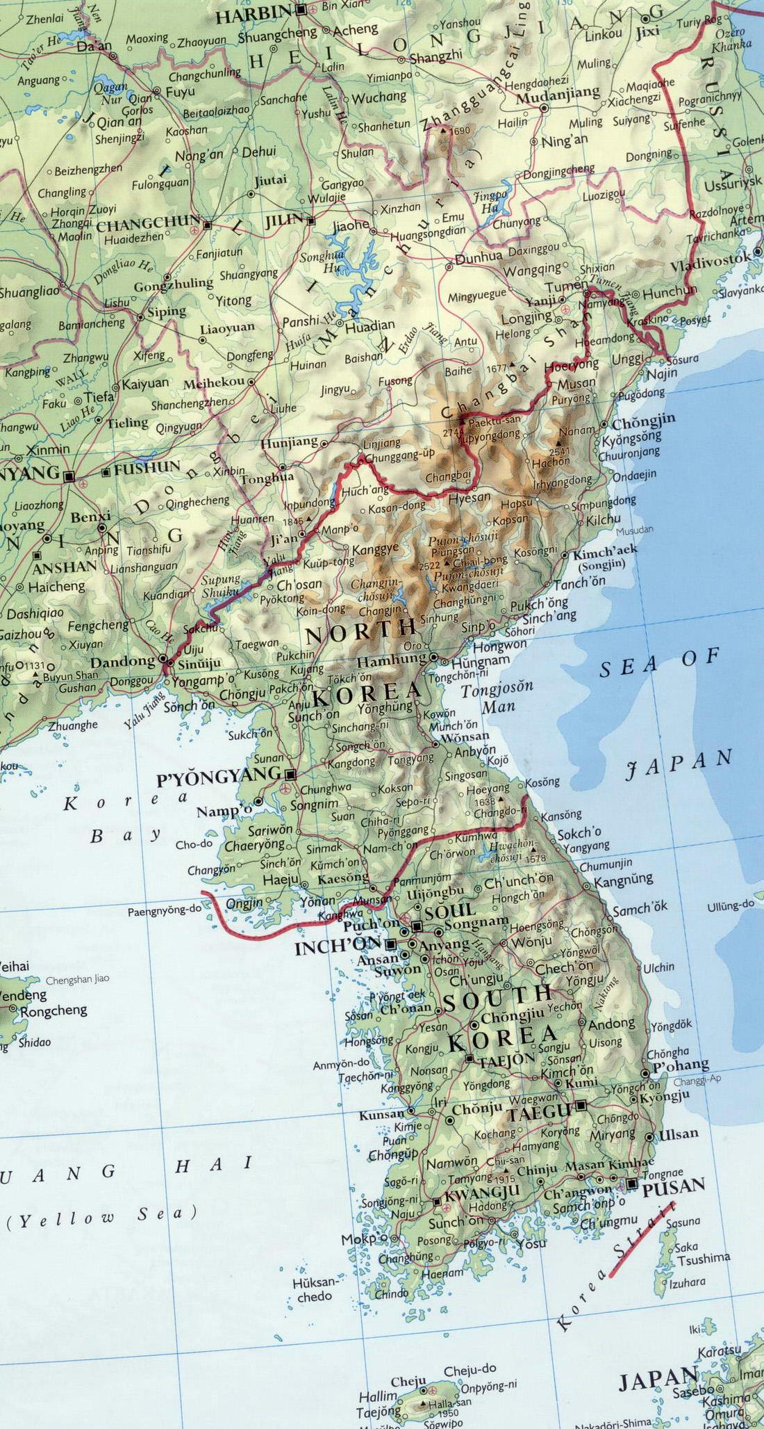 north korea location in world map #4, wiring, north korea location in world map
