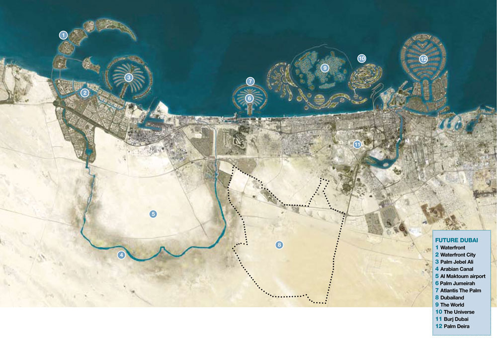 Detailed satellite map of dubai with legend dubai detailed detailed satellite map of dubai with legend dubai detailed satellite map with legend gumiabroncs Images
