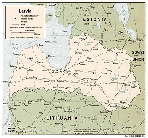 Map Latvia and borders countries. Latvia and borders countries map.