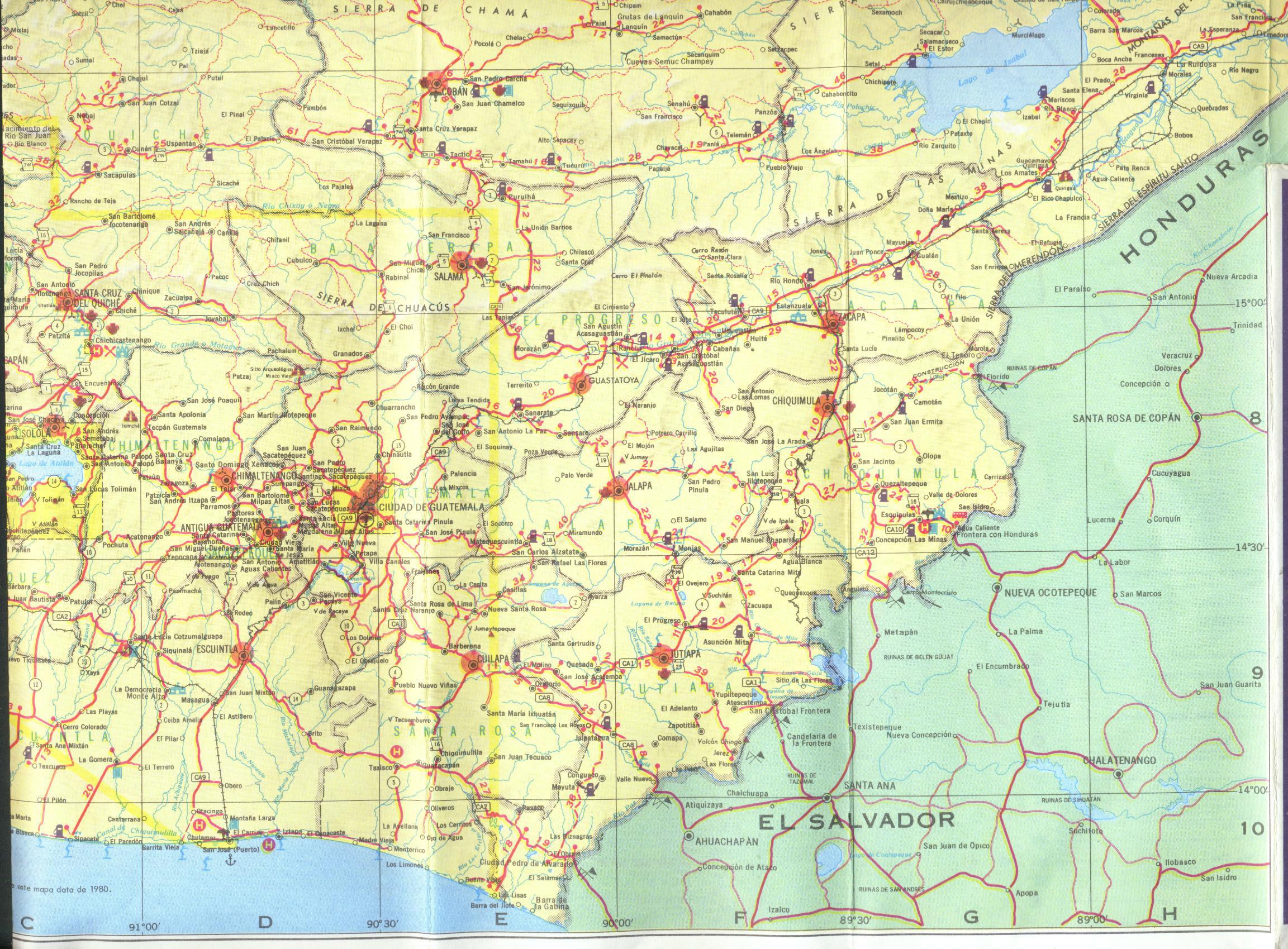 USA Map Free Us Road Maps Free Free Printable Images World Maps - East coast usa highway map