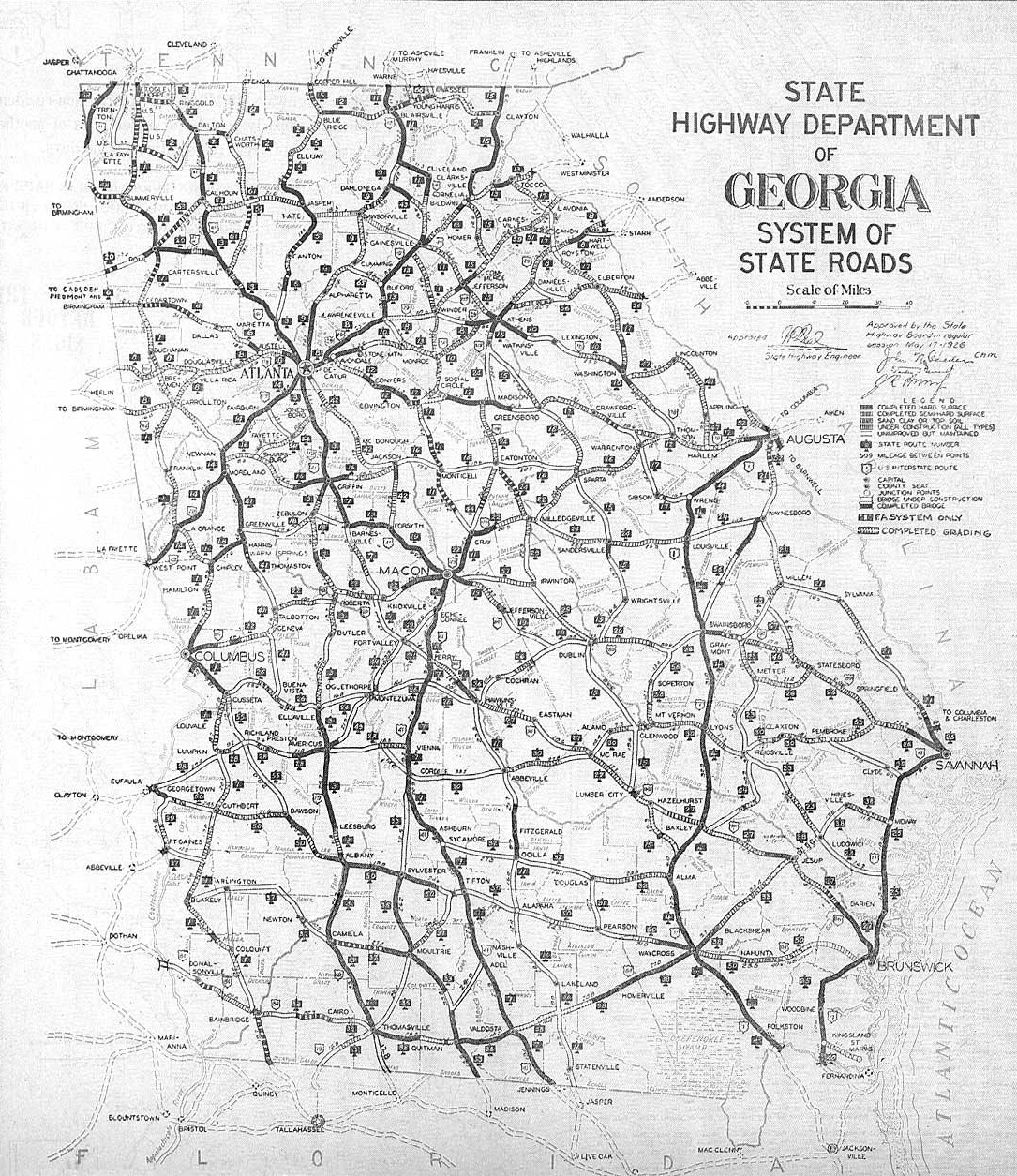 Detailed old road system map of Georgia state – 1929 ... on sugarloaf parkway 316 and map, bullock county ga map, sugarloaf ga map, georgia street map, ga highway map, georgia highway map, atlanta georgia map, ga state map, georgia county map, georgia state outline, the georgia state map, georgia state relief map, georgia state industrial map, georgia interstate map, colorado state map, georgia map cities ga, georgia land use map, georgia state map online, georgia state plane map, georgia road map detailed,