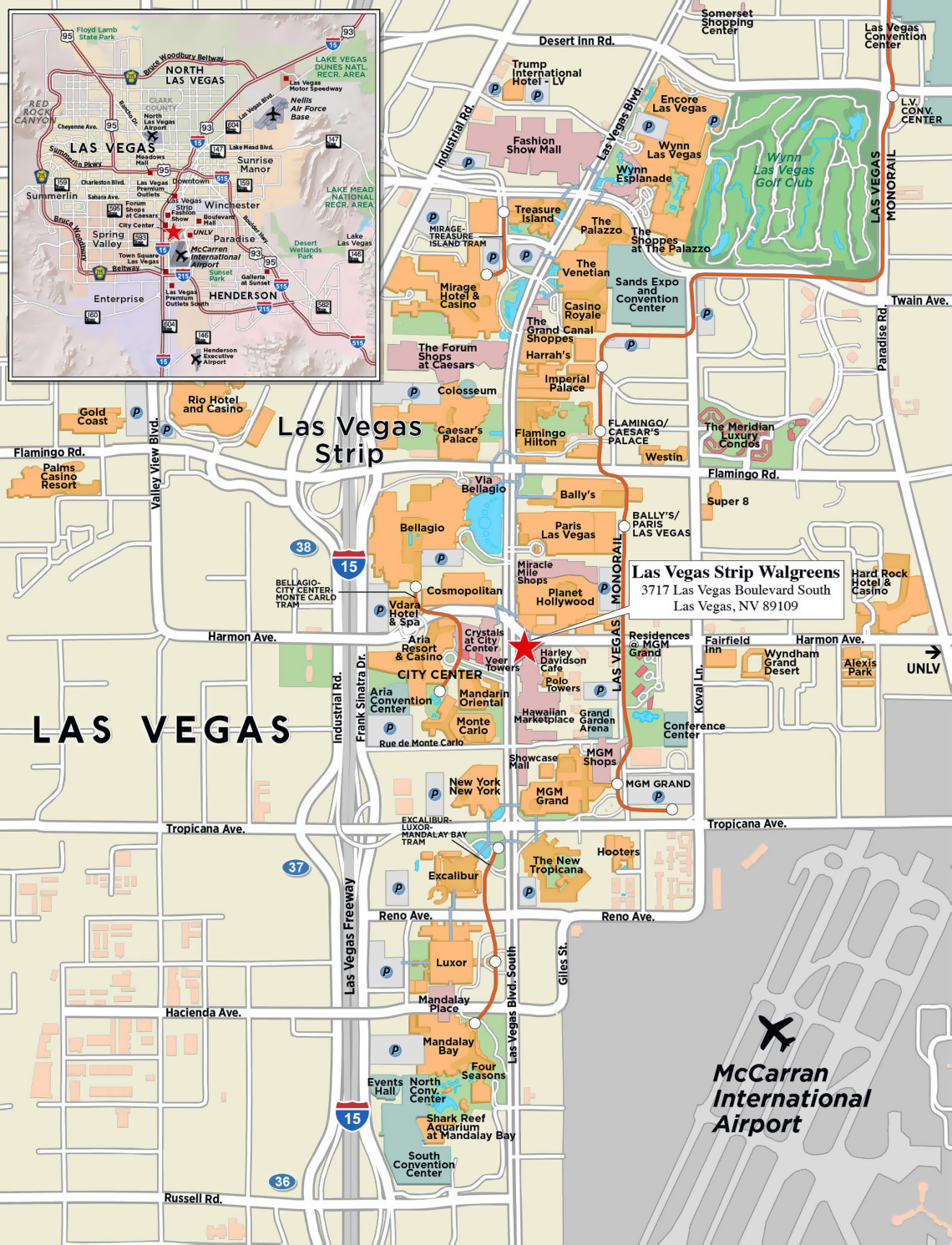 2015 Map Of The Strip Related Keywords Amp Suggestions