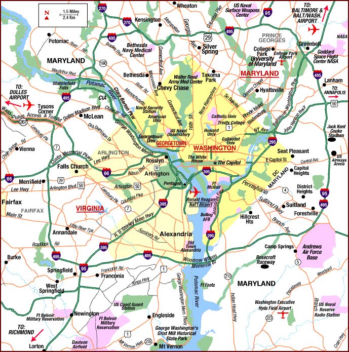 Washington D.C. area highways map. Highways map of ... on fl area map, ae map, or map, maryland map, pennsylvania map, mi map, w.va map, nh map, massachusetts map, protest map, state map, p.e.i map, east coast map, virginia map, delaware map, pentagon map, usa map, richmond map, mj map, connecticut map,